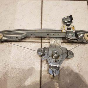 Opel Meriva B jobb hátsó mechanikus ablakemelő szerkezet
