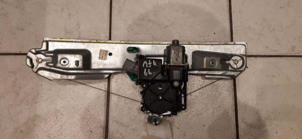 Opel Astra J bal hátsó elektromos ablakemelő szerkezet