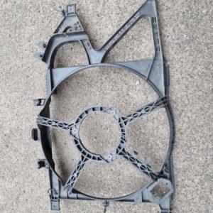Opel Corsa C hűtőventilátor keret