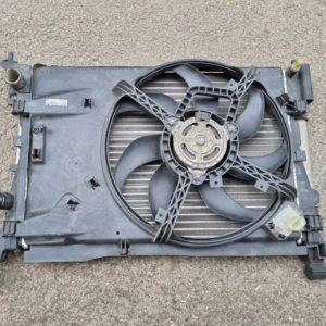 Opel Corsa D hűtőszett