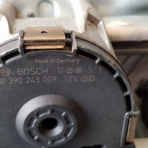 Opel Meriva B első ablaktörlő szerkezet motorral