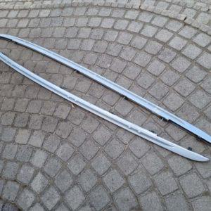 Opel Zafira B tetőcsomagtartó hosszanti sínpár