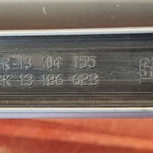 Opel Vectra C kombi tetőcsomagtartó hosszanti sínpár