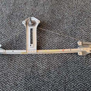 Opel Zafira B bal hátsó mechanikus ablakemelő szerkezet