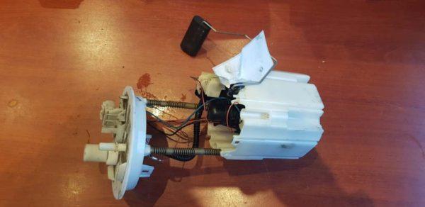 Opel Astra J AC pumpa
