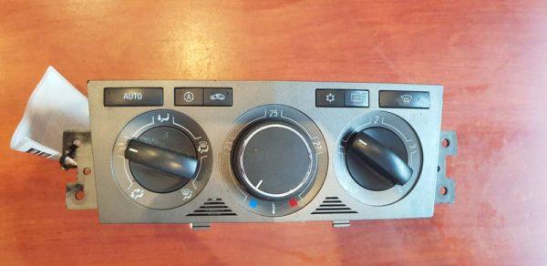 Opel Antara fűtés / hűtés kapcsoló modul / klíma vezérlő panel