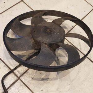 Opel Meriva A vízhűtő ventilátor