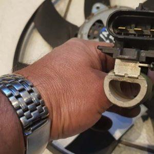 Opel Insignia A vízhűtő ventilátor