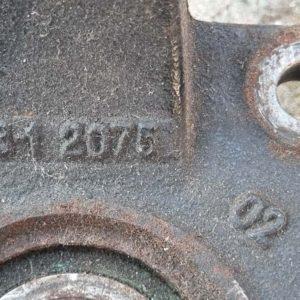 Opel Combo C bal első csonkállvány kerékaggyal