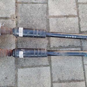 Opel Corsa D hátsó lengéscsillapító pár