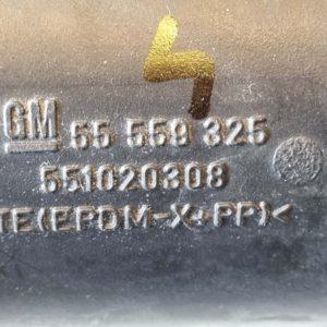 Opel Astra H, Zafira B levegőbeömlő cső