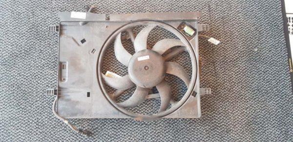 Opel Corsa D vízhűtő ventilátor
