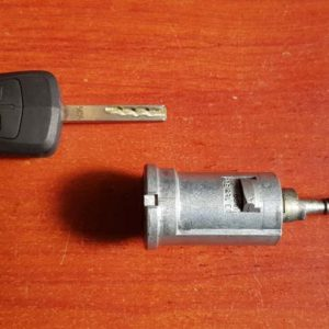 Opel Combo C, Corsa C, Meriva A, Tigra B gyújtáskapcsoló zárbetét