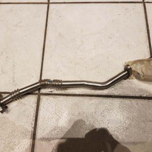 Opel Antara intercooler cső