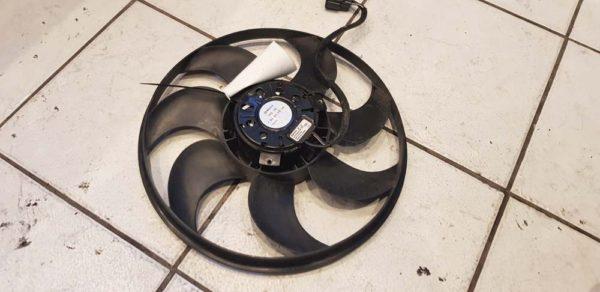 Opel Antara vízhűtő ventilátor