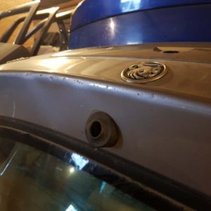 Opel Astra G csomagtérajtó