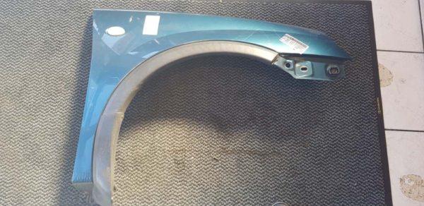 Opel Corsa C jobb első sárvédő