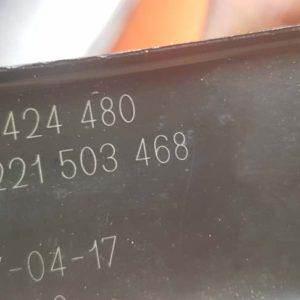 Opel Astra G, Astra H, Speedster, Zafira A, Zafira B gyújtótrafó