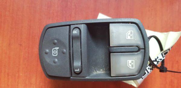 Opel Corsa D ablakemelő és tükörállító kapcsoló