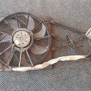 Opel Astra G, Zafira A vízhűtő ventilátor