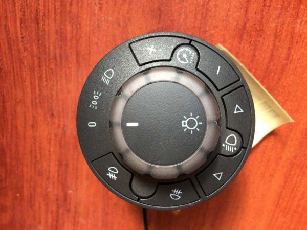 Opel Corsa D világításkapcsoló