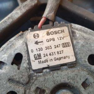 Opel Astra G, Zafira A klímahűtő ventilátor
