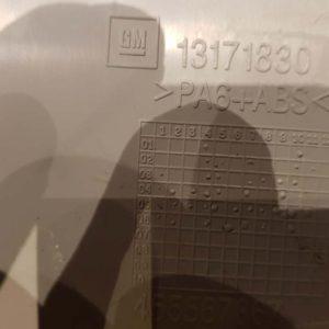 Opel Meriva A belső világítás tetőablak vezérlővel