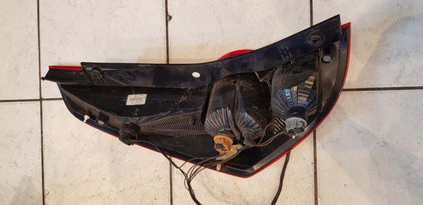 Opel Agila B jobb hátsó lámpa