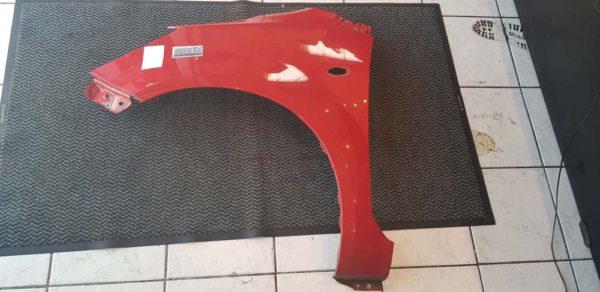 Opel Agila B bal első sárvédő