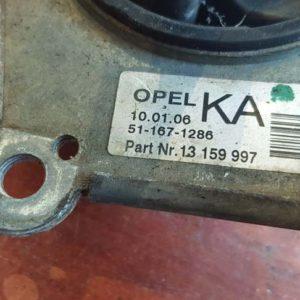 Opel Astra H, Meriva B, Zafira B váltótartó bak