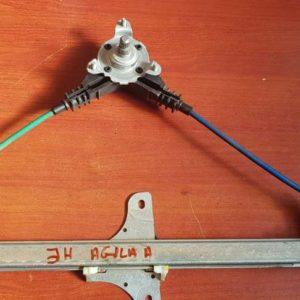 Opel Agila A jobb hátsó mechanikus ablakemelő szerkezet