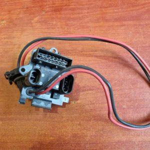 Opel Vivaro A előtét ellenállás (fűtőmotor)