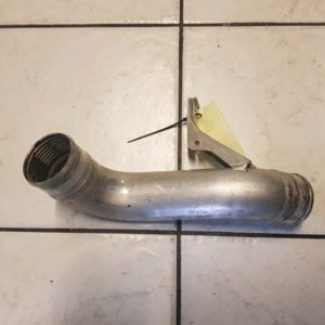 Opel Antara intercooler cső bal