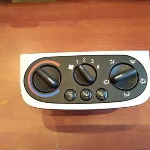 Opel Corsa C, Tigra B fűtés / hűtés kapcsoló modul / klíma vezérlő panel