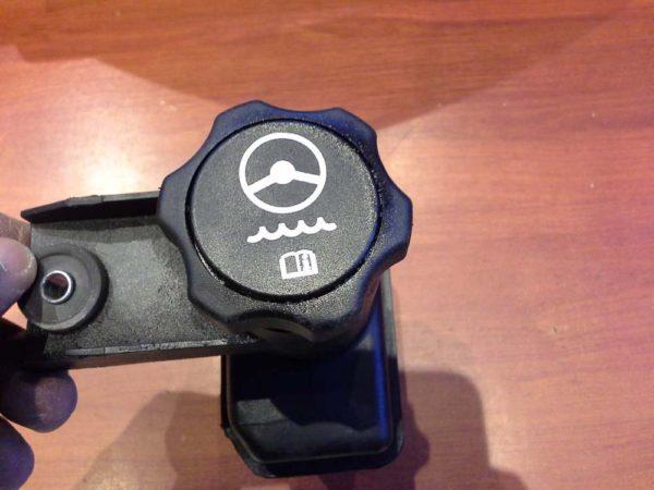 Opel Antara szervó olajtartály