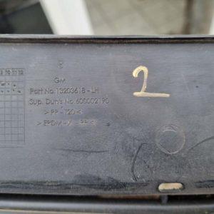 Opel Corsa D levélrács