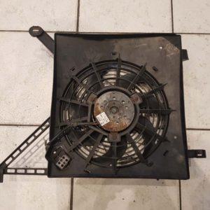 Opel Astra G klímahűtő ventilátor