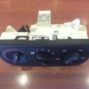 Opel Corsa C fűtés / hűtés kapcsoló modul / klíma vezérlő panel