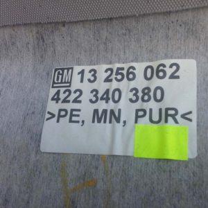 Opel Zafira B tetőkárpit