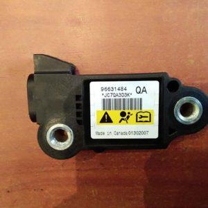Opel Antara légzsák oldalütés érzékelő első