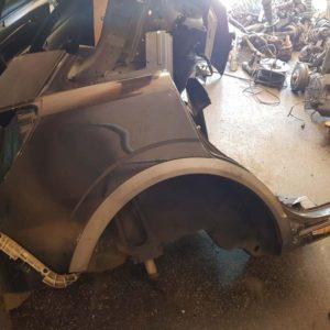 Opel Antara jobb hátsó sárvédő