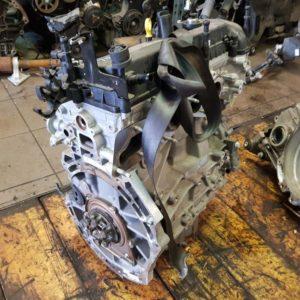 Ford Mondeo V 2.0 Hybrid UACC JJ29767 motor, fűzött blokk hengerfejjel