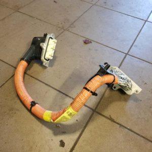 Ford Mondeo V 2.0 Hybrid generátor kábelköteg