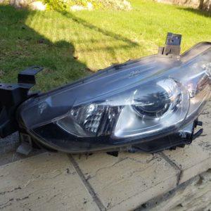 Mazda 6 kombi bal első fényszóró