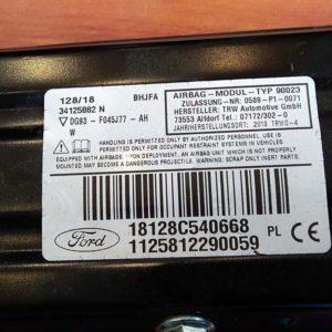 Ford Mondeo V 2.0 Hybrid komplett légzsák szett