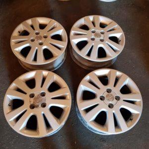 Opel Astra G, Corsa C, Corsa D, Combo, Vectra B alufelni garnitúra