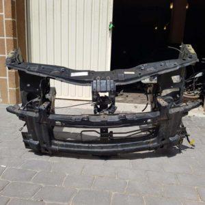 Opel Antara homlokfal merevítővel