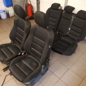 Mazda 6 kombi bal első ülés