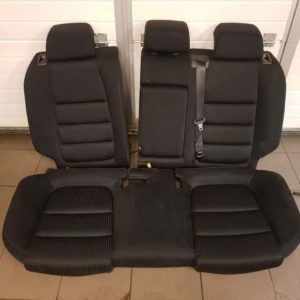 Mazda 6 kombi hátsó ülés