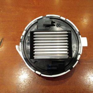 Mazda 6 kombi előtét ellenállás (fűtőmotor)
